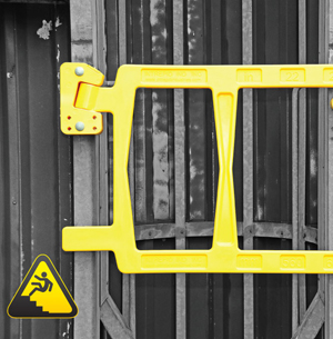 Fallschutztüren